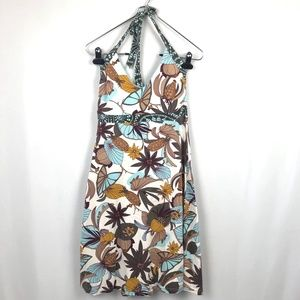 Patagonia Organic Cotton Halter Dress Shelf Bra